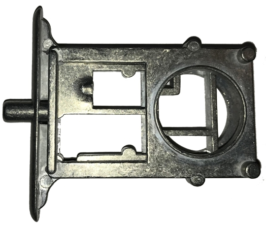 Global, Flushmetal and Accurate New Style Locking Mechanism