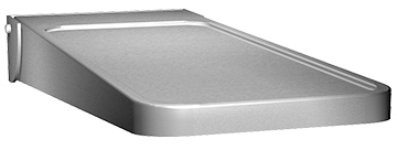 Stainless Steel Folding Shelf