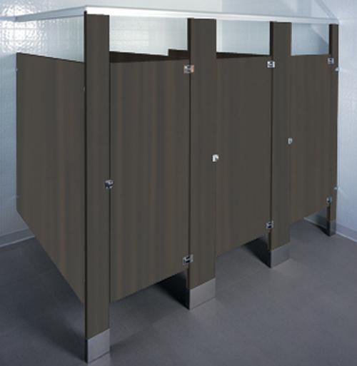 Plastic Laminate Partitions Quick Ordering - Plastic bathroom partitions